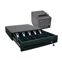 Cash Draw and Printer